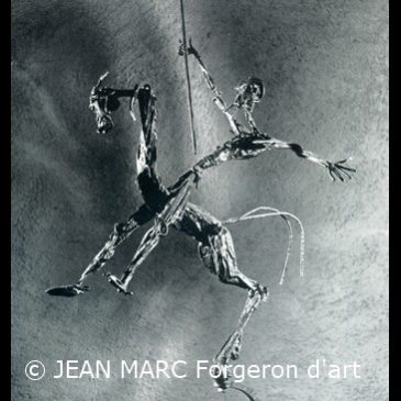 JEAN MARC forgeron d'art, peintre, sculpteur et conteur