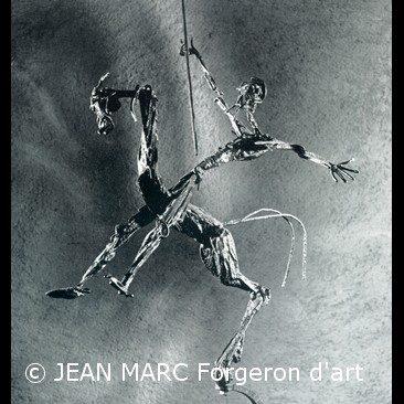 Sculpture de JEAN MARC FORGERON D'ART